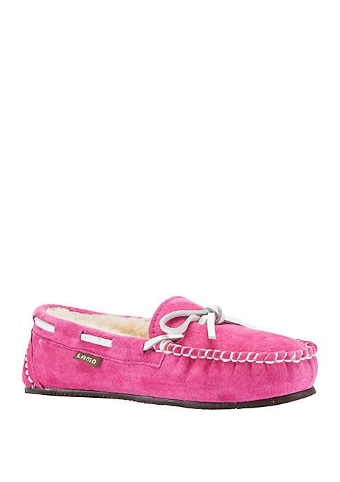 LAMO Footwear Girls Britain Casual Slipper