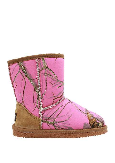 LAMO Footwear Toddler/ Youth Girls Country Roots Boot