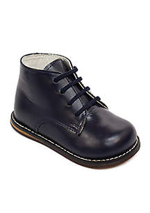 Leather Walking Shoe - Infant/Toddler - Wide Width