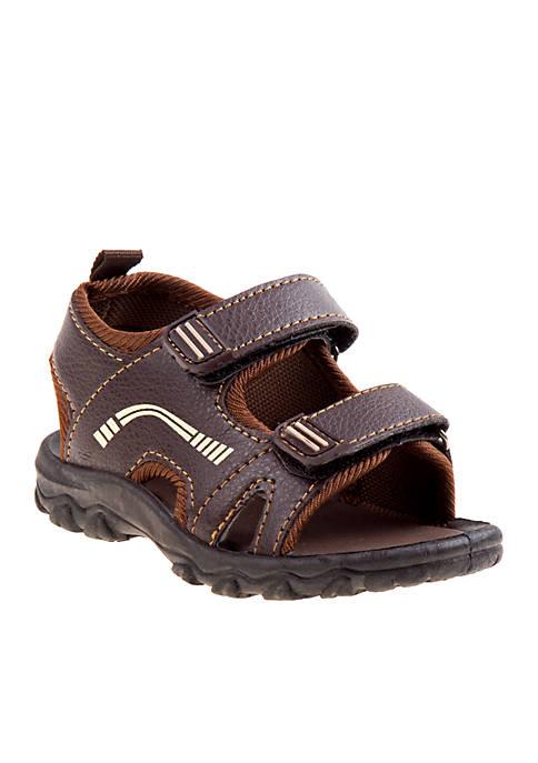 Josmo Boys Dual Strap Sport Sandals