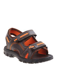 Boy's Dual Strap Sport Sandals - Toddler/Youth