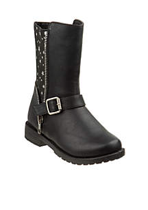 Girls Toddler Buckle Midcalf Boot