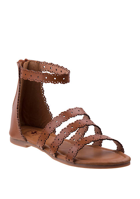 26f105347d67 Josmo Youth Girls Beverly Hills Sandals