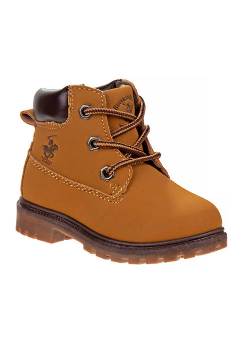 Toddler/Youth Neutral Construction Boots
