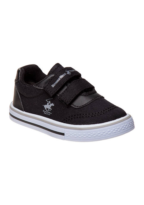 Toddler Boys Canvas Sneakers