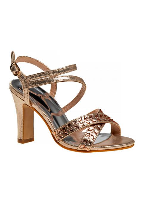 Badgley Mischka Youth Girls Sandals