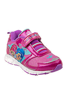 Toddler Girl's Nickelodeon Shimmer and Shine Light Up Sneakers