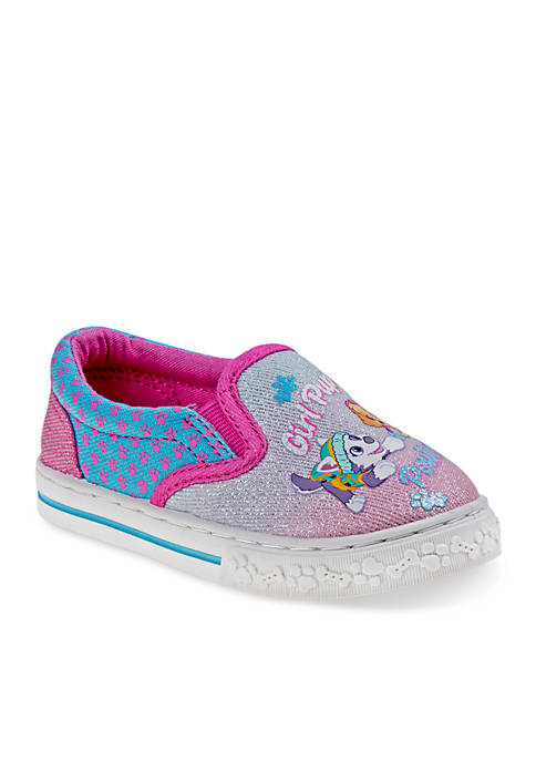 Josmo Paw Patrol Canvas Sneaker Girls Toddler