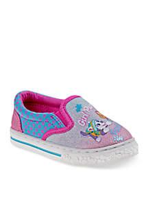 Paw Patrol Canvas Sneaker Girls Toddler