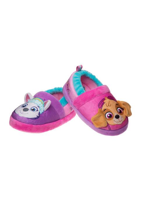 Nickelodeon™ Toddler Girls Paw Patrol Slippers
