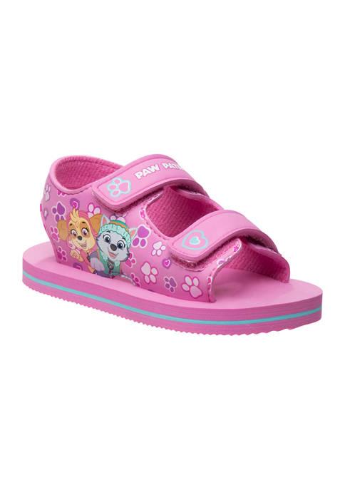 Toddler Girls Paw Patrol Sandals
