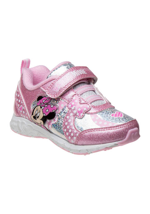 Disney® Toddler Girls Minnie Mouse Sneakers