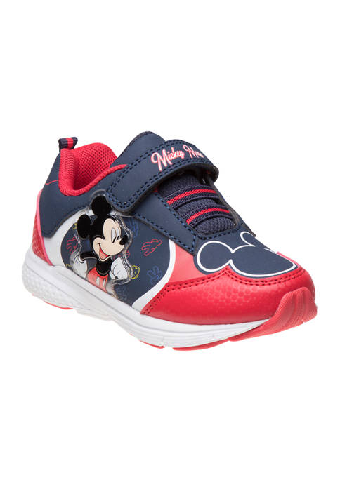 Disney® Toddler Boys Mickey Mouse Sneakers