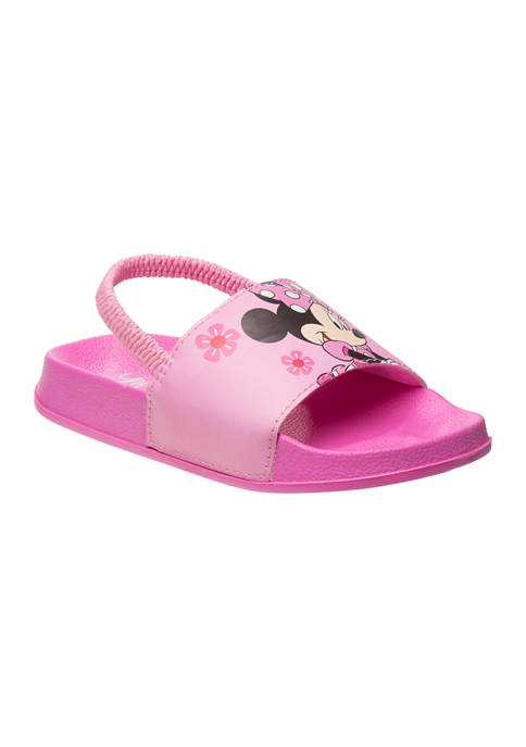 Toddler Girls Minnie Mouse Slides