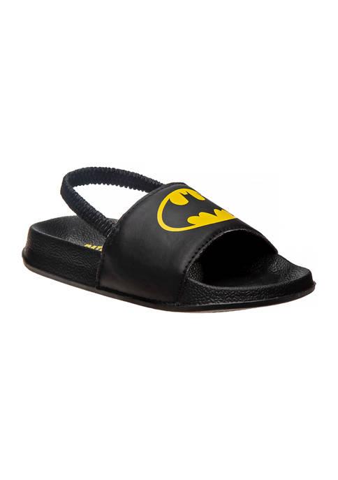 Toddler Boys Batman Slides