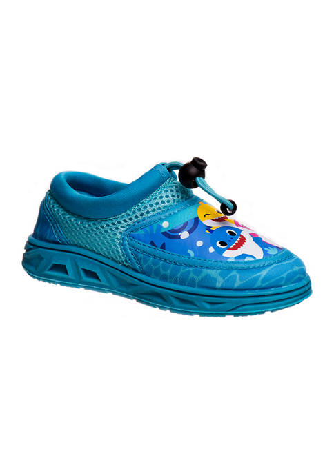 Josmo Toddler Boys Baby Shark Water Shoes