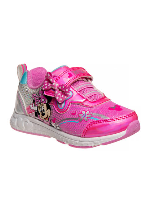 Toddler Girls Minnie Mouse Sneakers