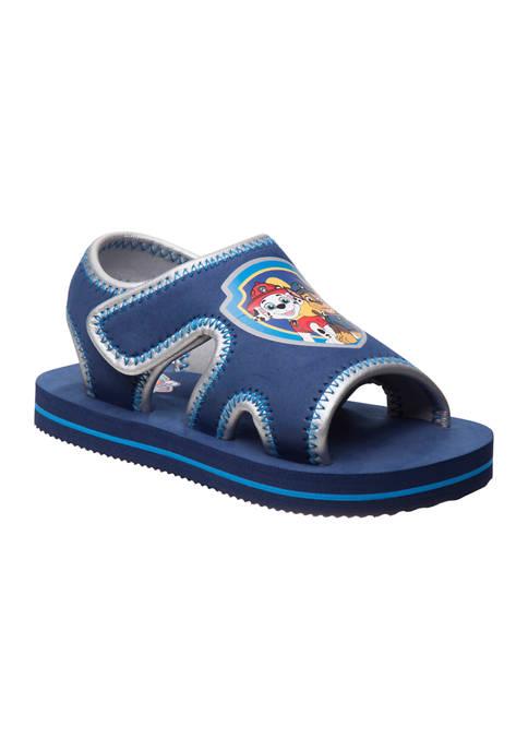 Toddler Boys Paw Patrol Sandals