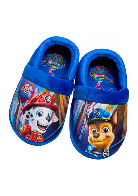 Toddler Boys Paw Patrol slippers