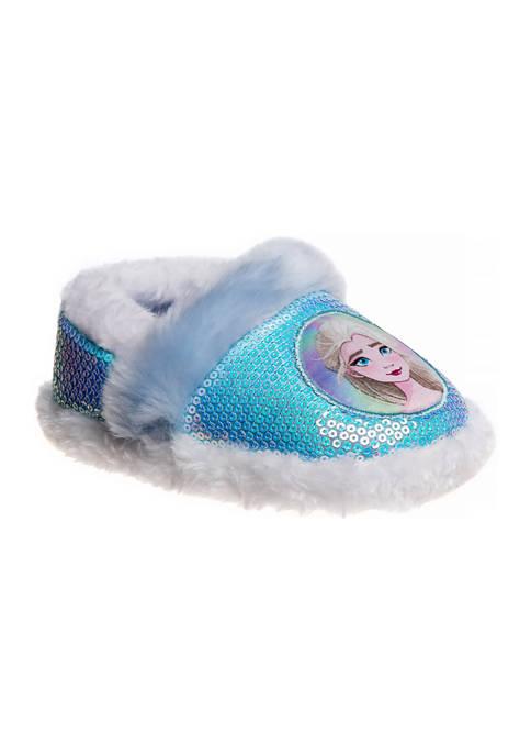 Toddler Girls Frozen Slippers
