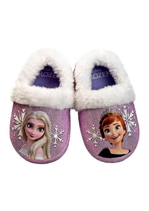 Disney® Toddler Girls Frozen Slippers