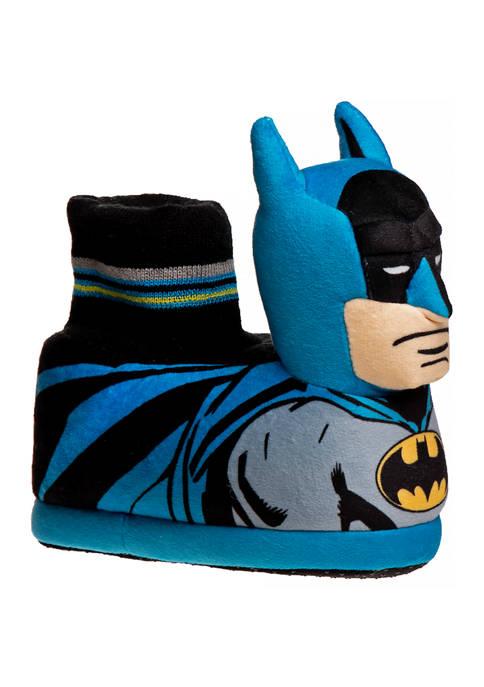 DC COMICS™ Toddler Boys Batman Slippers