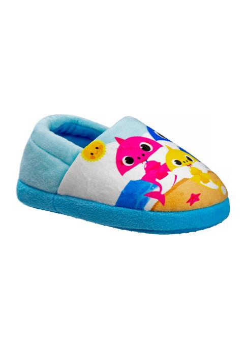 Toddler Boys Baby Shark Slippers