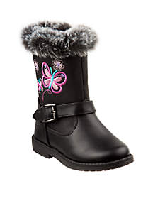 Toddler Girls Mid-Calf Boot