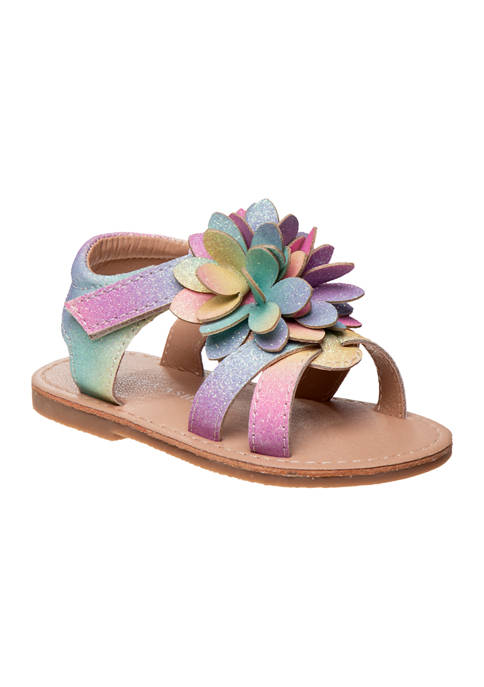 Toddler Girls T-Strap Sandals