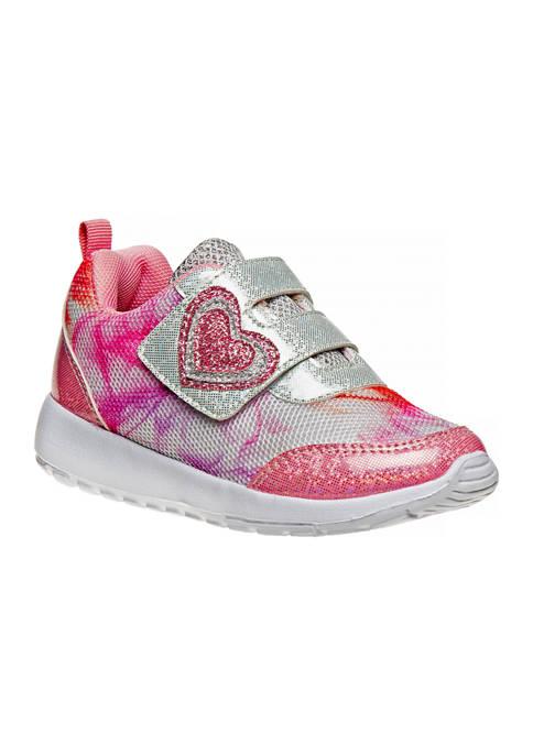 Laura Ashley Toddler Girls Sport Sneakers