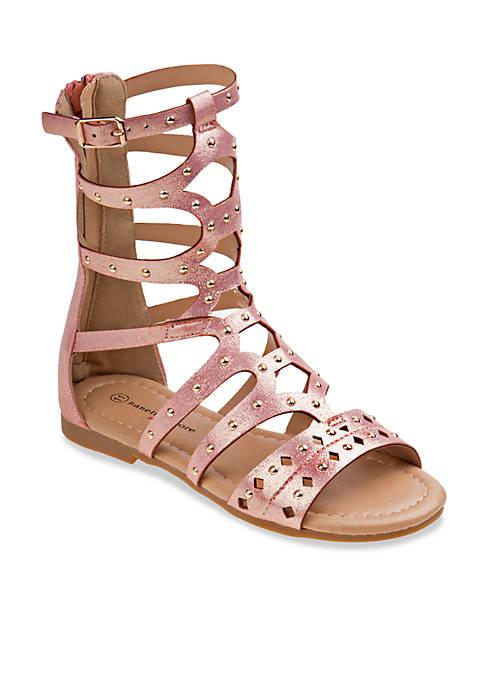 Nanette Lepore Girl Girls Gladiator Sandals