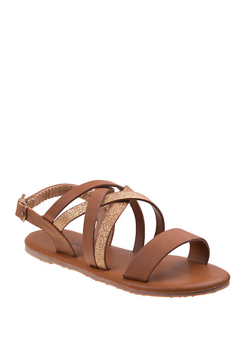 Youth Girls Open Toe Sandals