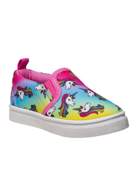 Nanette Lepore Girl Toddler Girls Canvas Shoes
