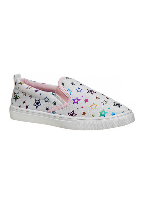 Toddler/Youth Girls Canvas Shoes