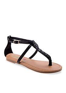 Thong Sandals Toddler Girls