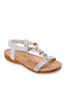 Beaded Sandals- Toddler Girls