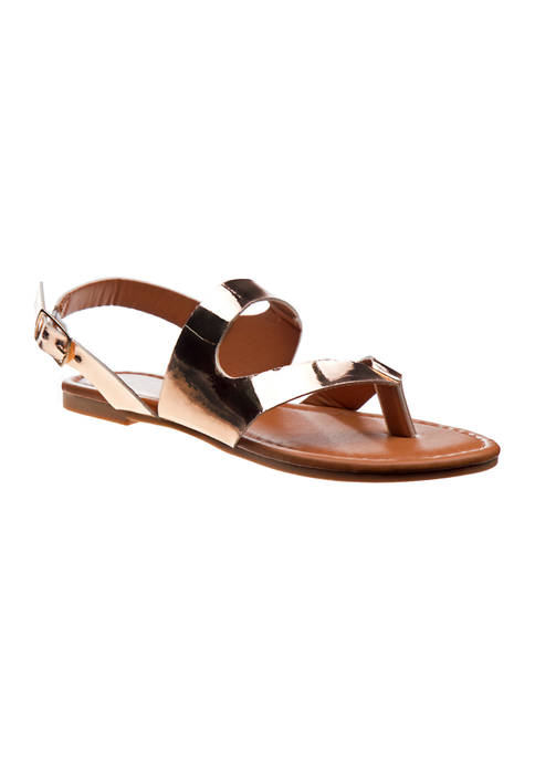 Josmo Toddler/Youth Girls Buckle Closure Sandals