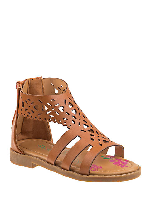 Josmo Toddler Girls Petalia Cutout Sandals