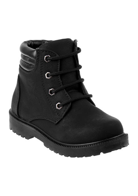 Rugged Bear Toddler Neutral Casual Boots