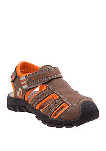 Josmo Youth Boys Rugged Bear Active Sandals