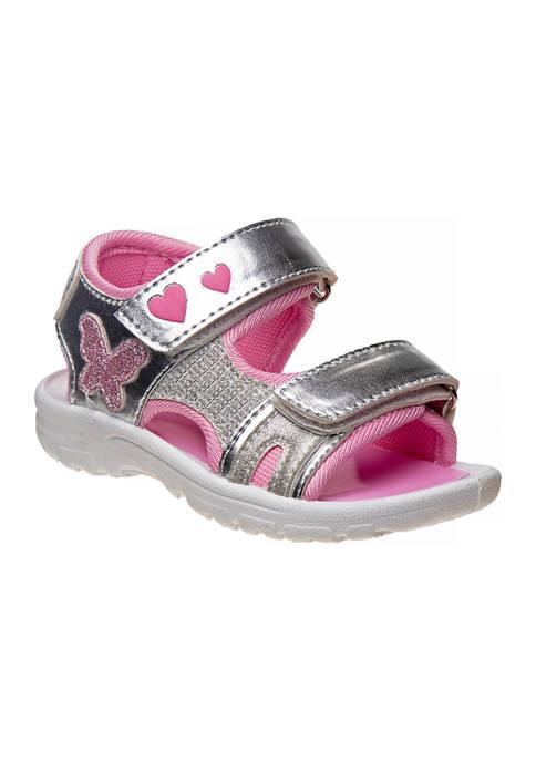 Toddler Girls Sport Sandals