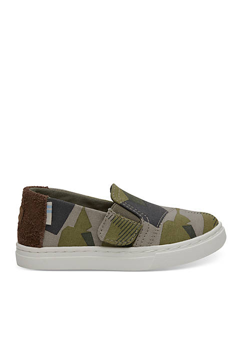 41c6aa8ad61 TOMS® Boys 5-11 Luca Camo Shoes