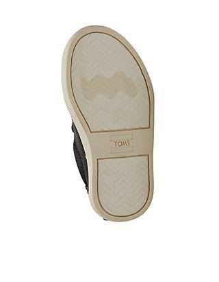 226cbbfa4aa TOMS® Boys Textural Canvas Tiny Lenny Sneakers