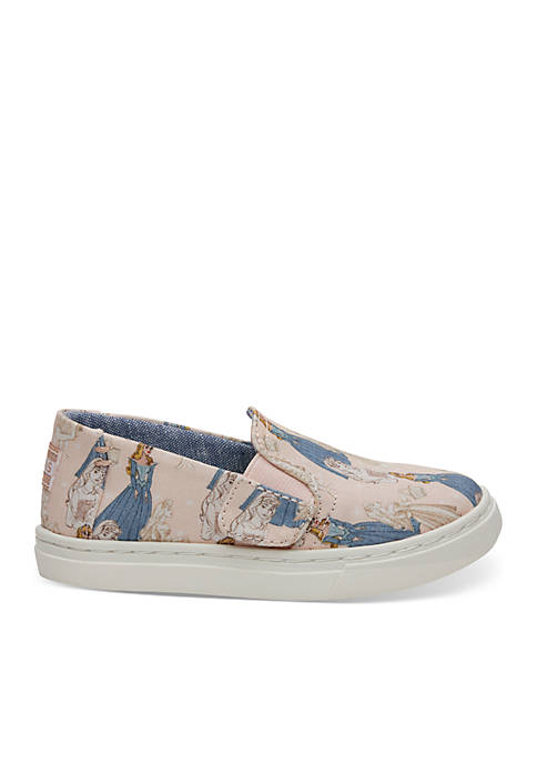 TOMS® Girls Sleeping Beauty Tiny Luca Shoes