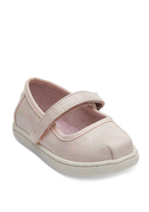 Baby/ Toddler Girls Pink Mary Jane Flats