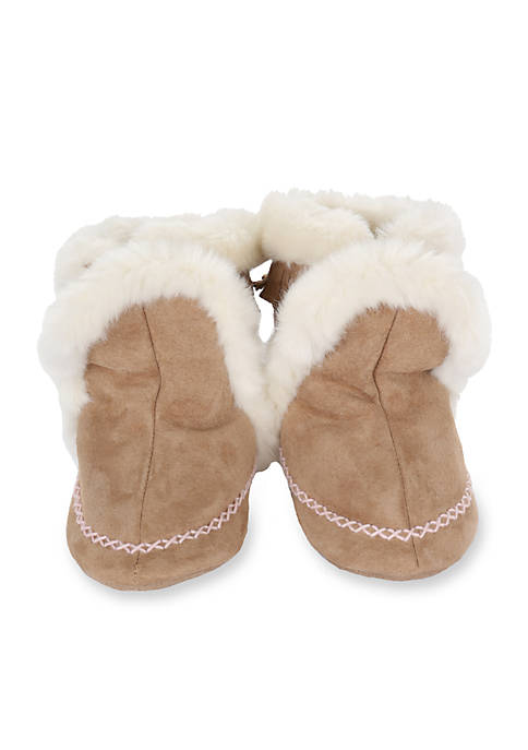 Robeez® Fab Folk Shoe- Infant Sizes