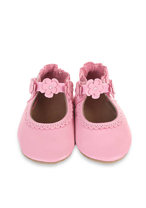 Robeez® Claire Mary Jane Soft Sole