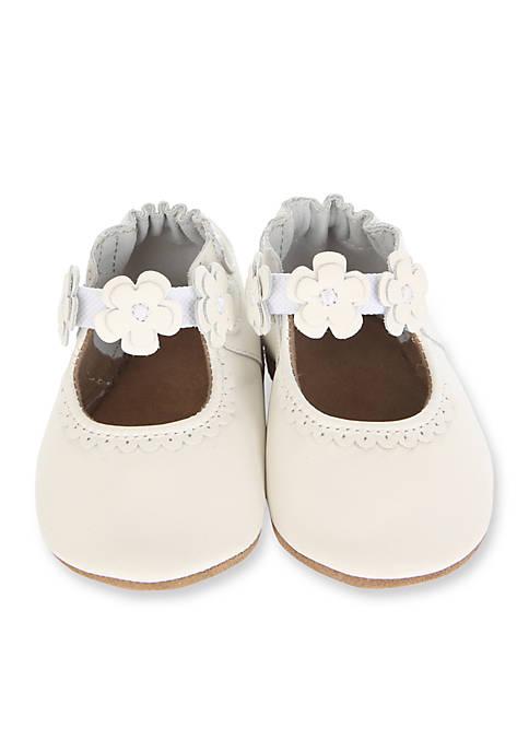 Claire Mary Jane Crib Shoe - Infant Sizes