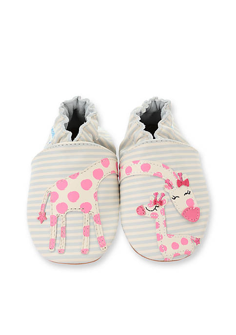 Robeez® Reach For The Stars Crib Shoe
