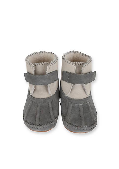 Robeez® Galway Cozy Crib Shoe